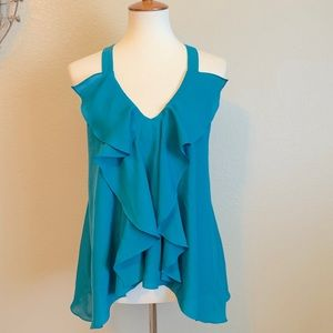 BCBGeneration LACE top size Small